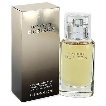 Davidoff Horizon by Davidoff Eau De Toilette Spray 1.35 oz / 40 ml (Men)