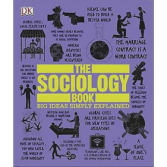 The Sociology Book by DK Publishing - DK - 9781465436504 Book