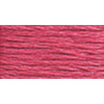 Dmc Pearl Cotton Skeins Size 5  27.3 Yards Rose 115 5 335