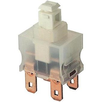 Pushbutton switch 250 Vac 12 A 2 x On/Off Marquardt
