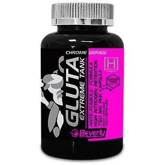 Beverly Nutrition Gluta Extreme Tank (750mg per capsule) 100 Capsules