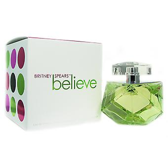Britney Spears geloven 3.3 oz EDP Spray