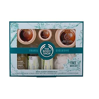 THE BODY SHOP ESSENTIALS KIT 290ml
