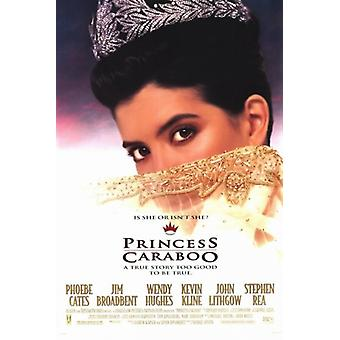 Princess Caraboo Movie Poster (11 x 17)