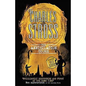 Die Bewertung der Vernichtung von Charles Stross
