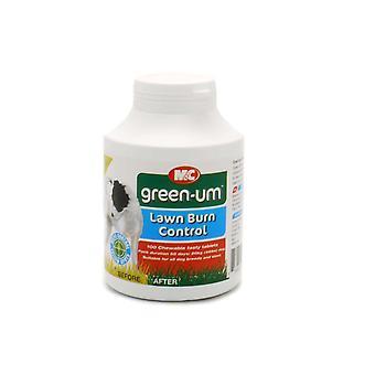 M & c hund grøn-um græsplæne brænde kontrol 100 tabletter