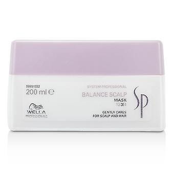 Wella SP Balance Scalp Mask (For Scalp and Hair) 200ml/6.67oz