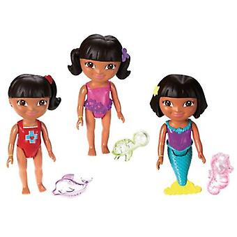 Fisher-Price Dolls Dora Bath (Toys , Preschool , Babies , Bathing Toys)