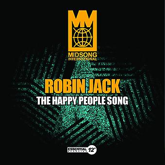 Robin Jack - Happy People Song USA import