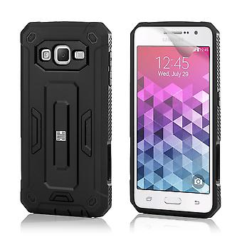 32nd Hard Defender case for Samsung Galaxy Grand Prime G530 - Black