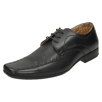 Mens Base London Formal Everyday Brogues Progress Excel