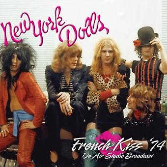 New York Dolls - French Kiss 74 + Actress-Birth of the [CD] USA import