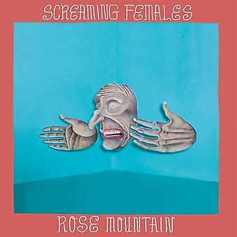 Skrigende kvinder - Rose Mountain [CD] USA import