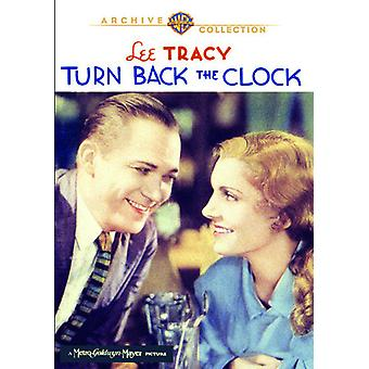 Turn Back the Clock [DVD] USA import
