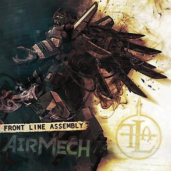 Front Line Assembly - Airmech [CD] USA import