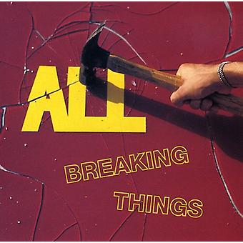 Alle - Breaking ting [CD] USA import