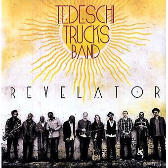 Tedeschi Trucks Band - révélateur [Vinyl] USA import