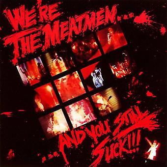 Meatmen - vi Meatmen & du stadig sutter [CD] USA importen