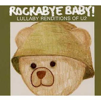 Rockabye Baby! - Lullaby Renditions of U2 [CD] USA import