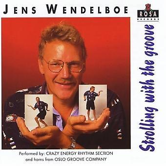Jens Wendelboe - ein Spaziergang mit dem Groove [CD] USA import