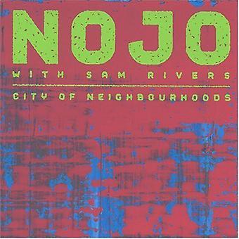 Nojo - City af Neighourhoods [CD] USA importerer