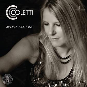CC Coletti - bringe det hjem [CD] USA import