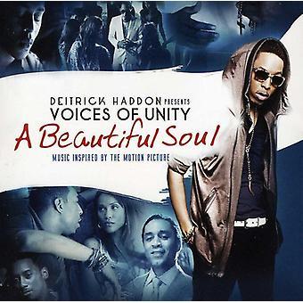 Hornbæk, Deitrick præsenterer stemmer af enhed - smukke sjæl (musik inspireret af [CD] USA importen
