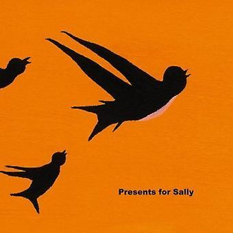 Præsenterer for Sally - farver & ændringer [CD] USA import