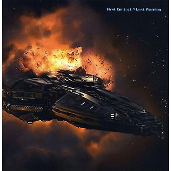 Jupiter samfund - første Contact/Last advarsel [CD] USA importerer