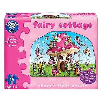 Orchard Fairy cottage puzzle