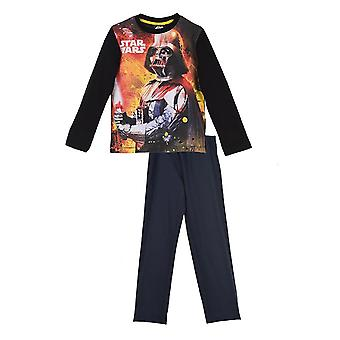 Boys Star Wars Long Sleeve Pyjama – Set