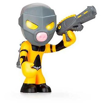 Famosa Mutant Busters Figuras 3 (Toys , Action Figures , Dolls)