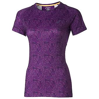 ASICS women Fujitrail graphic top shirt - 122831-0117