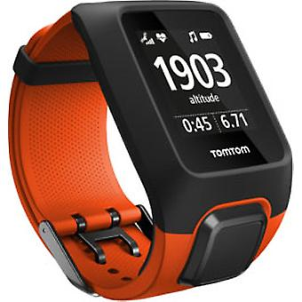 TomTom Adventurer Cardio + Music GPS Uhr - Orange