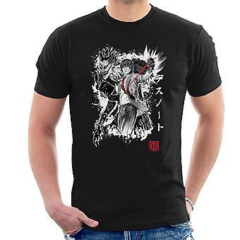 Death Note Gud af New World mænds T-Shirt