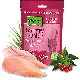 Natures:menu Country Hunter Cat Treats Rabbit & Cranberry 40 gr