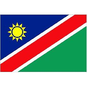 Namibia Flag 5ft x 3ft With Eyelets For Hanging