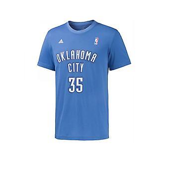 ADIDAS NBA oklahoma basketball game time t-shirt