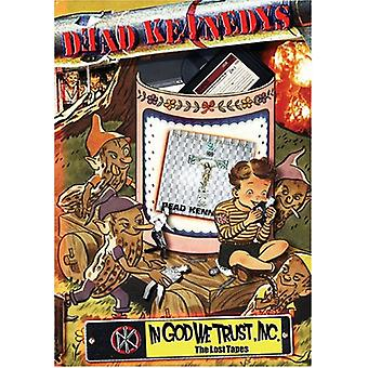 Dead Kennedys - In God We Trust Inc [DVD] USA import