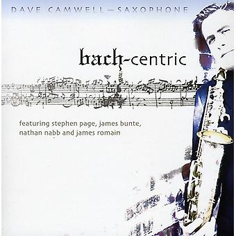 Dave Camwell - Bach-centreret [CD] USA import