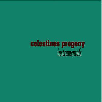Autolect - Celestines afkom instrumentale [CD] USA importerer
