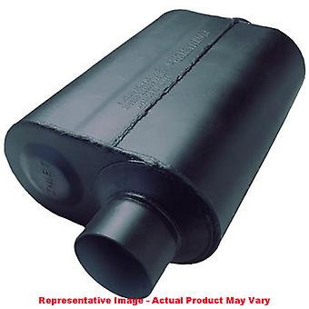 Flowmaster Performance Muffler - Super 40 Series 8525454 409SS 2.50in Dual In /