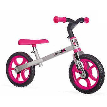 Smoby Bicycle pink