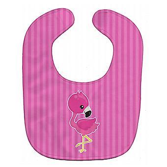 Carolines Treasures  BB8765BIB Flamingo Baby Bib