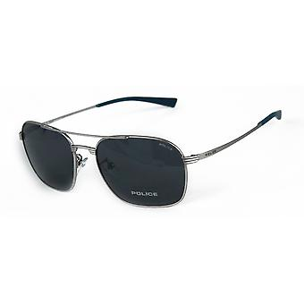 Police S8952M 581K RIVAL 1 Aviator Sunglasses