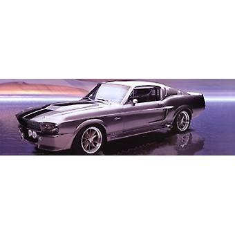 Ford - Mustang-Poster-Plakat-Druck