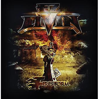 Ez Livin - Firestorm [CD] USA import
