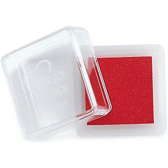 VersaColor Pigment Mini Ink Pad-Scarlet VS-014