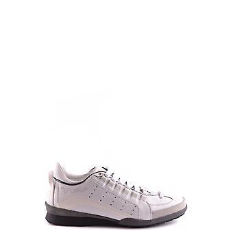 Dsquared2 men's S16SN4347131062 White leather of sneakers