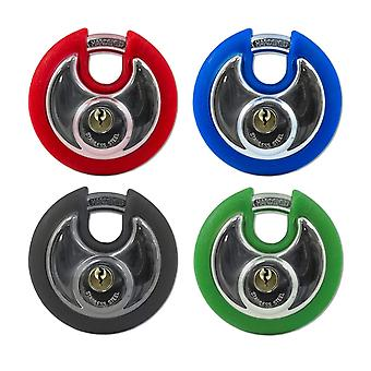 ASEC High Security ASEC Coloured Discus Padlock
